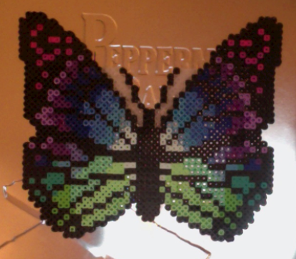 bead butterfly by dhall100 on deviantart