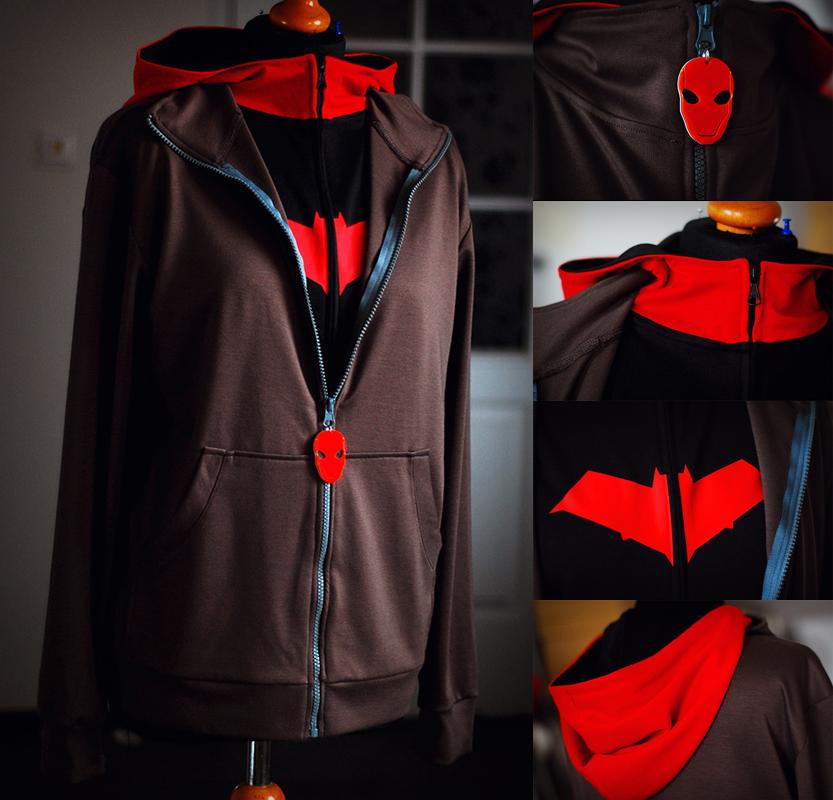 Superheroes hoodies
