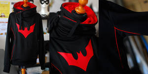 BATMAN BEYOND: terry mcginnis hoodie