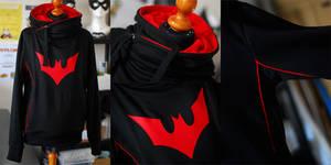 BATMAN BEYOND: terry mcginnis hoodie