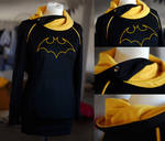 BATGIRL: cassandra cain dress/tunic