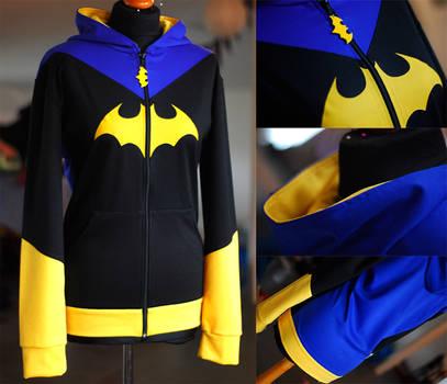 BATGIRL: barbara gordon hoodie