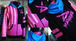 LEAGUE OF LEGENDS: jinx hoodie