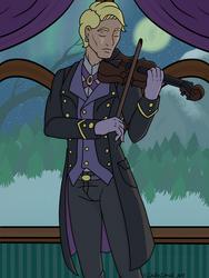 Violin session