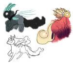 (G) Galari Sketches