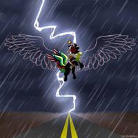 (PA) rainy weather