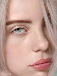 Billie Eilish's Portrait