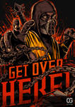 Scorpion: GET OVER HERE!