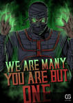 Ermac WE ARE MANY YOU ARE BUT ONE