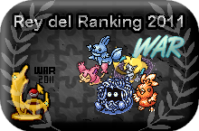 King of Whack a Hack's Ranking. by War8