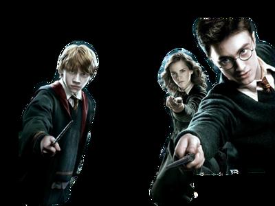 Hermione Granger ja Ron Weasley dating