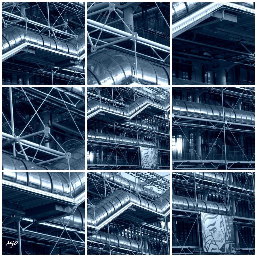 Industry of Modern art by amiejo
