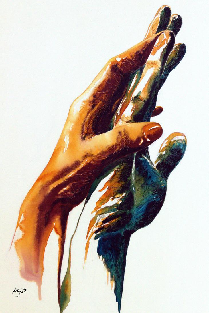 En ses mains, je remets by amiejo