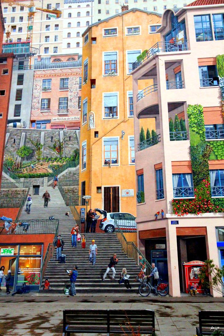 Murs peints by amiejo