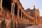 Friendly thoughts of Seville
