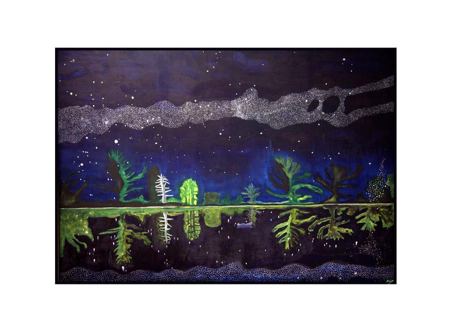 Peindre la Nuit by amiejo