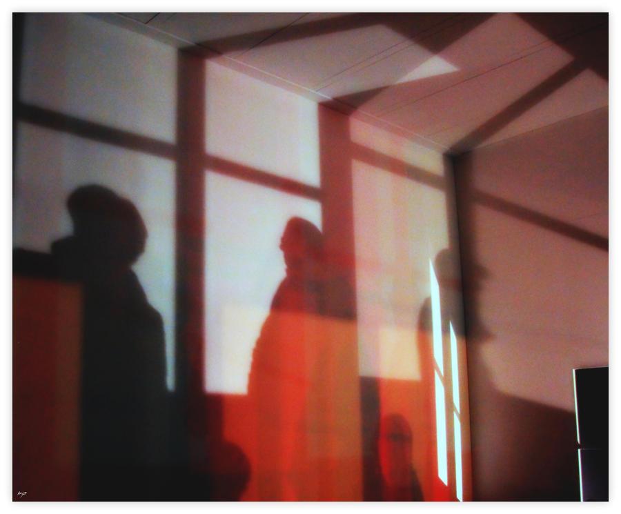 The night ghosts by amiejo