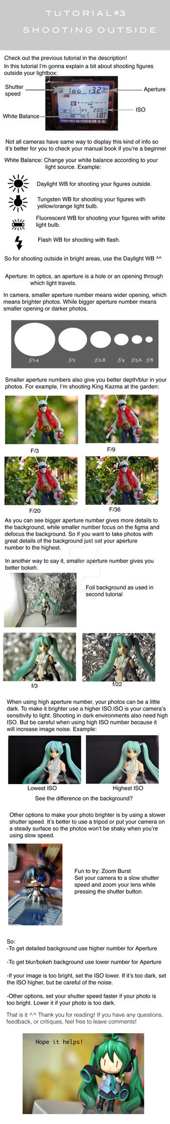 Figure Shoot Tutorial 3 by nikicorny