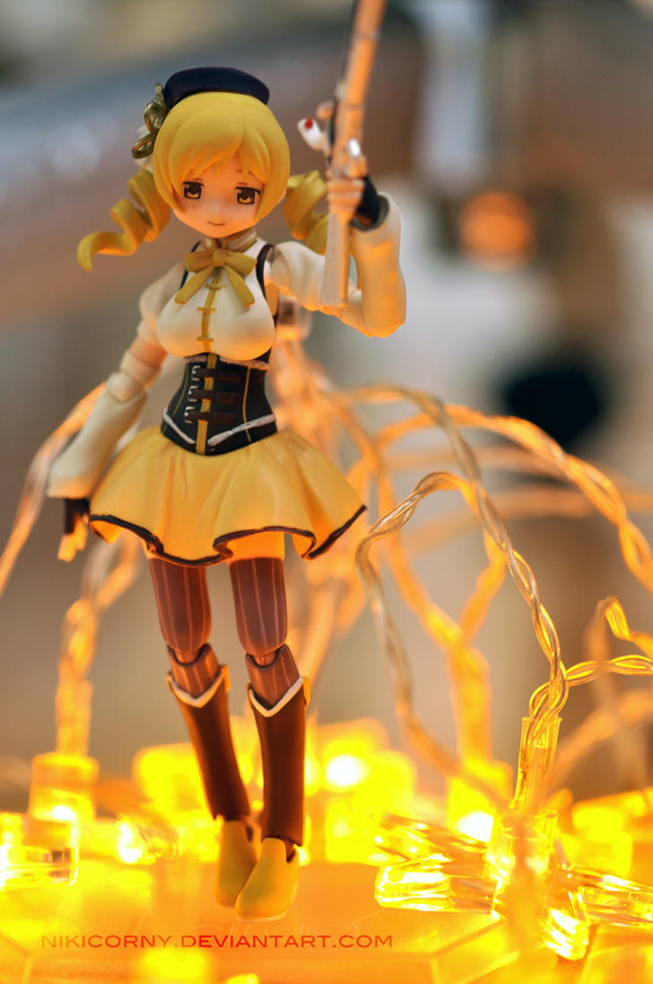 Puella Magi - Yellow by nikicorny