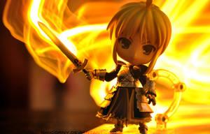 Sword by nikicorny