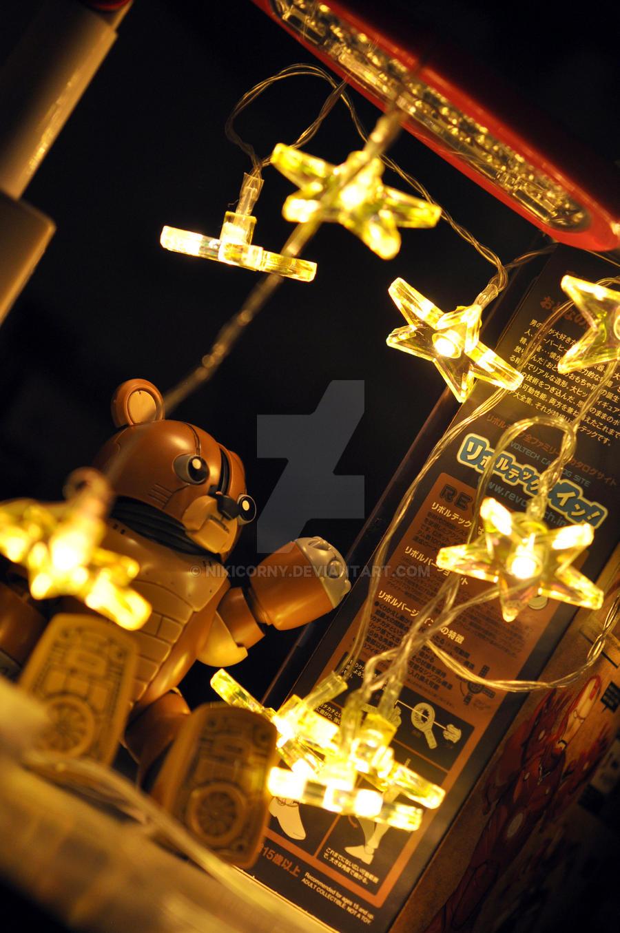 Star Playground by nikicorny