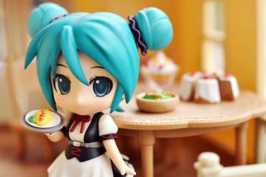 Nendo Cafe by nikicorny