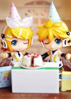 Happy Birthday! by nikicorny