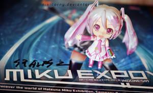 Miku Expo by nikicorny