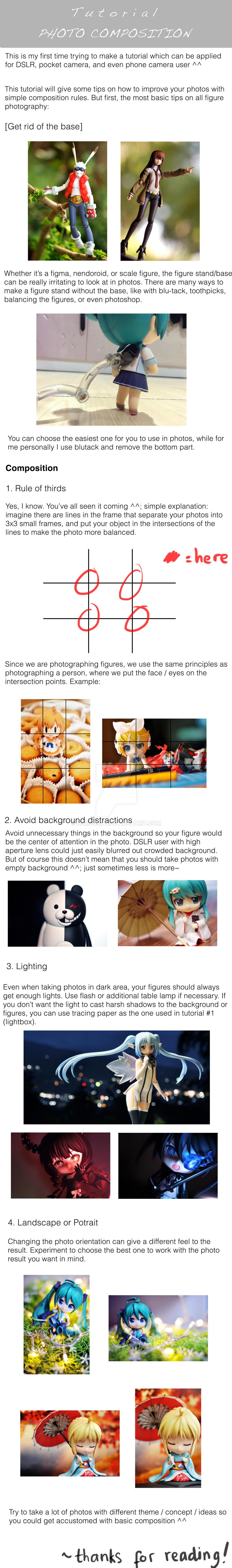 Tutorial: Photo Composition by nikicorny