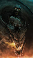 Dragon Master by JonathanGragg
