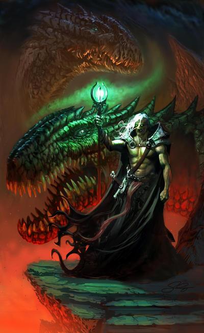 Dragon Lord by JonathanGragg