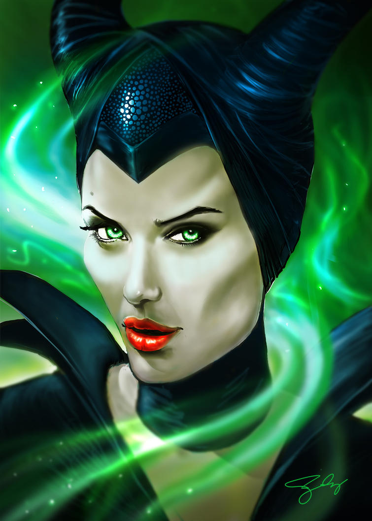 Maleficent by JonathanGragg