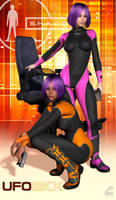 UFO 2KX: Moonbase Duo