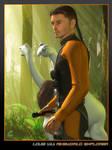 Louis Wu: Ringworld Explorer