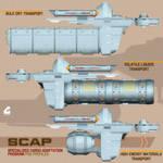SCAP Pod Comparison