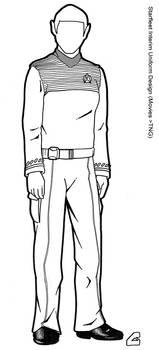 Starfleet Interim Uniform