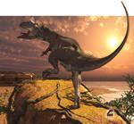Allosaurus at World's End
