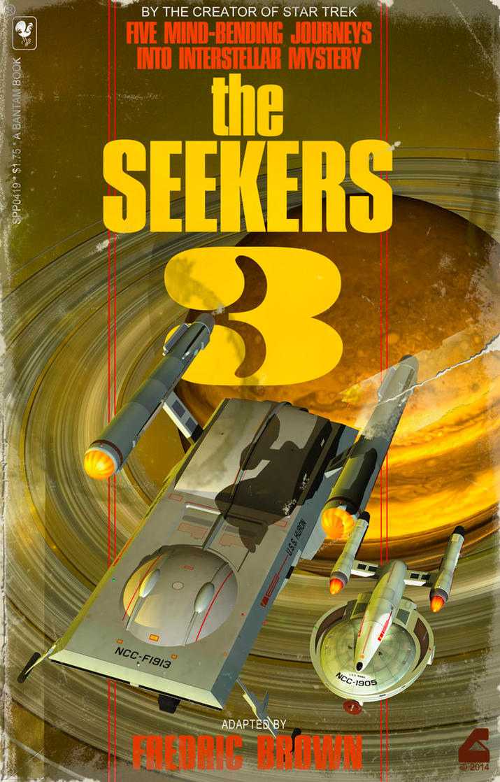 Seekers 3 by RobCaswell
