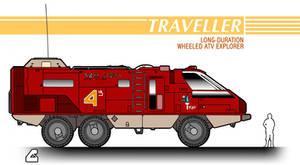 Long Duration ATV (Traveller)
