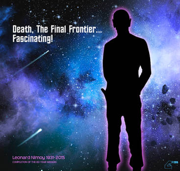 Death, The Final Frontier by RobCaswell