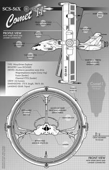 Captain Future's Comet II