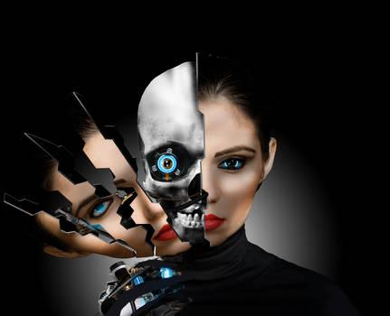 Cybernetic woman v2
