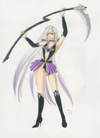 Sailor Hades by TheDarkShiva