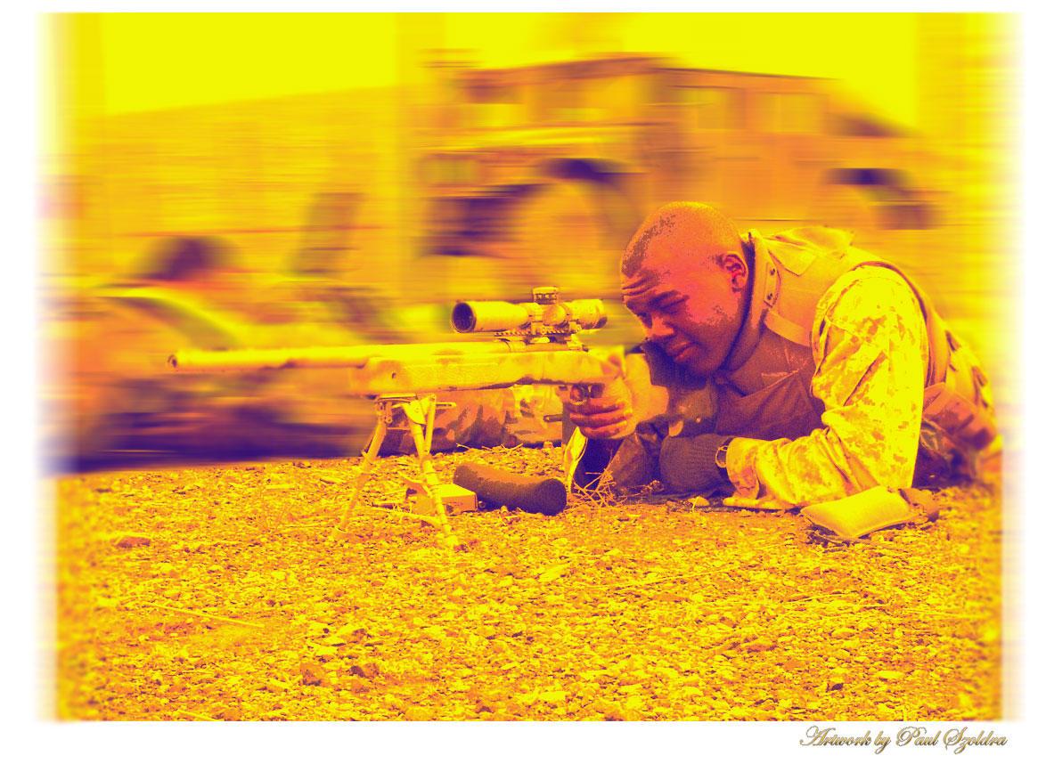 Marine Sniper by 1mperfecti0n