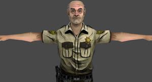 Prologue Cop - TWD Season 1 (XPS)