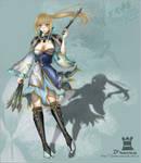 Wang Yuanji_Dynasty Warrior 7