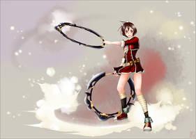 request1)DW7_Sun Shang Xiang(DLC ver) by Draven4157