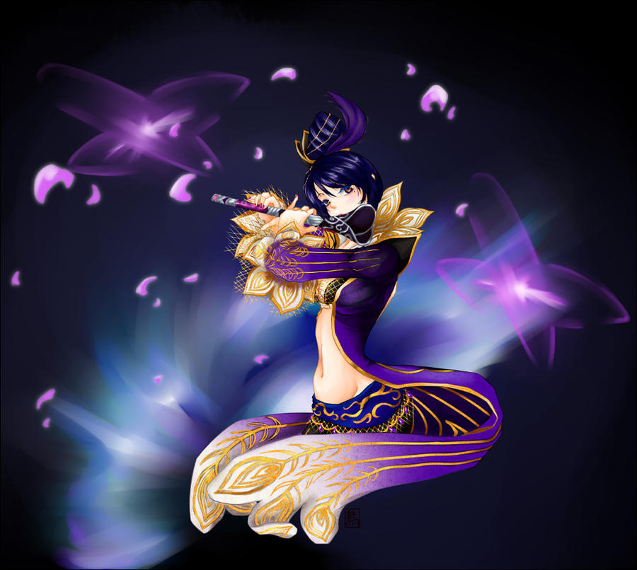 DW7]Zhen ji(only) by Draven4157