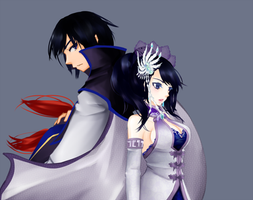 DW6]Cao Pi and ZhenJi by Draven4157