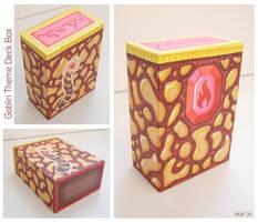 Goblin Deck Box